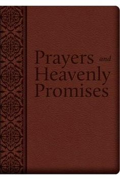 PRAYERS AND HEAVENLY PROMISES - 9781618902351