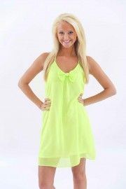 264 Come On Get Happy Dress-Highlighter.