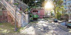Centro Cultural Laurinda Santos Lobo - Santa Teresa - Casa Antiga - Rio de Janeiro - Brasil