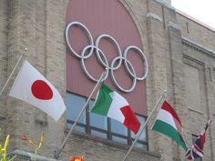 olympic arena -- lake placid, ny