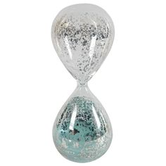 30 Minute Sand Hour Glass - Jade (20.5cm).