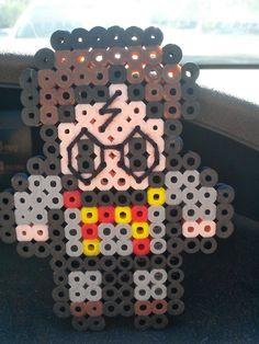 Harry Potter Perler Beads by ChooseYourNerd
