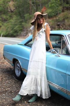 Hit The Road & Into The Wild With White Bohemian