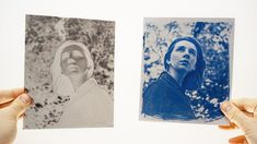 Photographer Mathieu Stern has put together a simple step-by-step that will teach you how to turn your digital photographs into beautiful cyanotype prints. If you've never made physical prints at … Sun Prints, Base Image, Print Your Photos, Cyanotype, Sd Card, Digital Image, Diy Tutorial, Printing Process, Shibori
