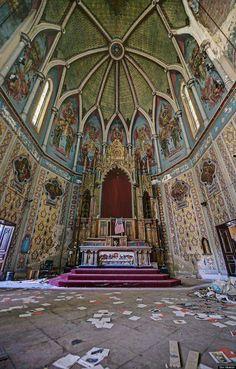 Sacred Heart Cathedral, Davenport Iowa
