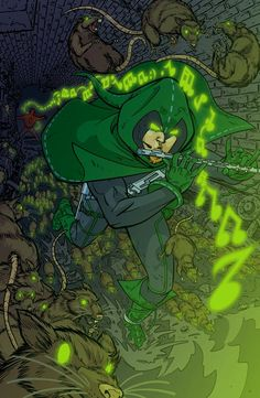Pied Piper by Scott Kolins, The Flash, DC Comics, reformed, gay characters, comic books