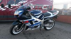 Mint #Suzuki #GSXR600 all ready for Steve to enjoy thanks pal :) smcbikes.com http://ift.tt/2jTgysv