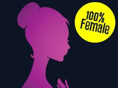 I got: 100% Female ! Can We Guess Your Gender Based On How Your Brain Works?