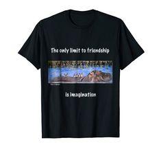 Branded T Shirts, Fashion Brands, Whimsical, Friendship, Wisdom, Amazon, Mens Tops, Stuff To Buy, Riding Habit