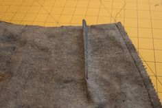 Free Craftsy Tutorial: Sewing an A-Line Skirt  in 7 Simple Steps