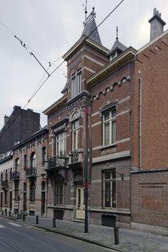 Musée communal d'Evere/ Gemeentelijk Museum van Evere, rue Stuckensstraat 11-13  à Evere (photo/foto : A. de Ville de Goyet, SPRB/GOB)