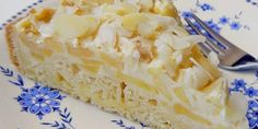 Millefeuille of eggplants - Healthy Food Mom Bienenstich Recipe, Gourmet Recipes, Healthy Recipes, Pizza Hut, Cheesecake Recipes, Vanilla Cake, Nutella, Food Print, Baking