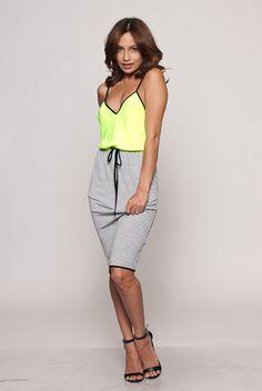 Sporty Dress - Shopping Bare