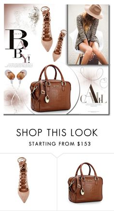 """""""STYLE IT..."""" by phiveriversuk ❤ liked on Polyvore featuring November, Aquazzura and The House of Marley"""