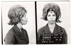 Hands up! You're under arrest for that killer 'do. In these series of vintage mug shots posted by Buzzfeed via Flickr user Least Wanted, I found ...
