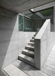 Lumino House staircase design