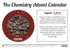 The Chemistry Advent Calendar 16