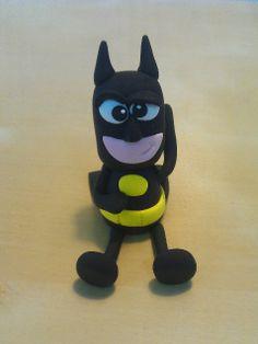 Batman - JumpingClay Barcelona Poblenou   Per aprendre jugant!