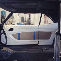 Fesler 1969 Camaro door panels mocked up by @jesseabarratt_ in his project.  #fesler #feslerfans #feslernation #chevy #gm #gmperformance #camaro #69 #musclecar #protouring #classic #custom #badass #carporn #carsofinstagram #insta #instagood #instacar #thursday #september by feslernation