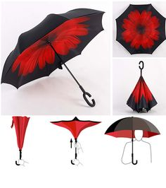 Зонт-Наоборот (обратный зонт) | Free Time