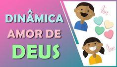 Dinâmica Sobre o Amor de Deus, para conferir a dinâmica acesse o blog ou dê um clique na foto! Christian Kids, Kids Church, Scooby Doo, Diy And Crafts, Religion, Family Guy, Education, History, Children
