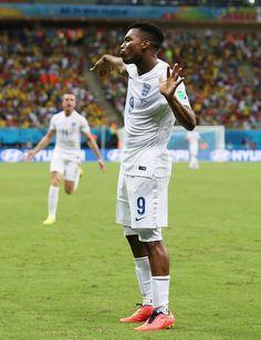 Daniel Sturridge;  +England NT;  +World Cup 2014;  +World Cup;