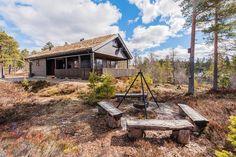 Bilderesultat for bålplass hytte