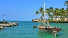 Boat builders village, Jibondo Island