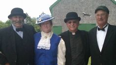 Avonlea Village brings Anne Shirley to life every summer on Prince Edward Island.