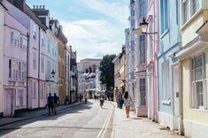 A list of stunning bucket list destinations in England, including historic sights, quaint villages and beautiful must-sees. Beautiful Places In England, Abandoned Castles, Abandoned Mansions, Abandoned Places, Brighton England, Abandoned Amusement Parks, Beautiful Streets, Outdoor Travel, Where To Go