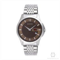 68199081c26 Gucci Men s Ya126310 G-Timeless Swiss Quartz Watch Gucci Men