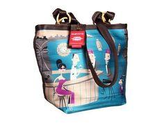 Harveys Seatbelt Bag Shag Bamboo Ring Tote Mr. X Tote Handbags