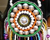 Thai Hill Tribe inspired necklace pouch $25