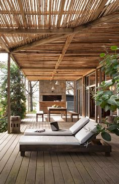 a stunning beach house in punta del este, uruguay - Image source: Martín Gómez Arquitectos