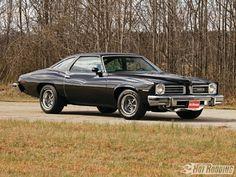 1974 Pontiac Lemans Tim Smith Moonshine