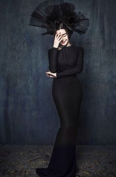 Fan Bingbing by Chen Man for Marie Claire China