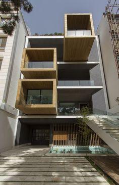 Casa Sharifi-ha  / Nextoffice - Alireza Taghaboni