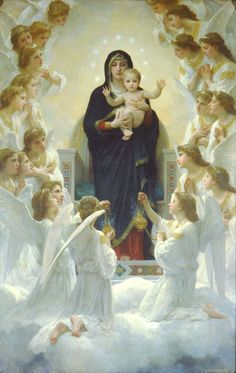 NOVENA TO OUR LADY : OFFICIAL FOR ASSUMPTION FEAST - PLENARY INDULGENCE - DAY 3 JESUSCARITASEST.ORG