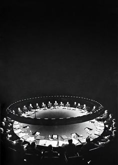 """You can't fight in here, gentlemen!  This is the WAR ROOM!""  Dr. Strangelove"