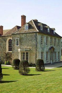 Shanks House in Cucklington - Somerset, England