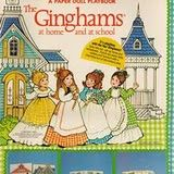The Ginghams Coloring Pages | The Ginghams-Whitman 1985 Paper Dolls.This From S Futcher for kids and ...