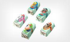 Nos anos 90, a Garoto lançou os deliciosos chocolates Personalidades. Era uma caixa de bombons com o os personagens da Looney Tunes