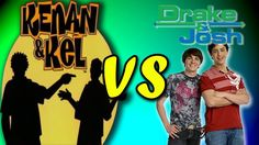Kenan and Kel was one of the greatest Nickelodeon shows in the 90's, while Drake and Josh was one of the greatest in the 00's.