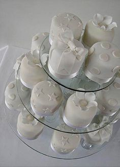 cup cake wedding cake | Design Wedding Cakes and Toppers: 10/01/2006 - 11/01/2006