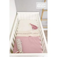dec7c57e01e Nieuw bij Kinder Wonderland · Oud-roze babydeken van 100% biologisch katoen  van het Nederlandse merk 4naturalkids. Heerlijk