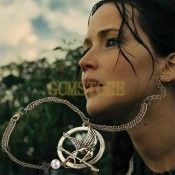 The Hunger Games Mockingjay Movie Jewelry Double-sided three-dimensional Siamese Bracelets