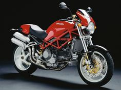 Ducati Monster S4R (2005) - 2ri.de