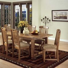 7 piece dining room set under $500 u69 | dining room | pinterest