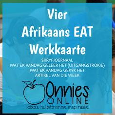 Hierdie is fantastiese time killers! Afrikaans, Content, Eat, Languages, Printables, School, Do Your Thing, Print Templates, Schools