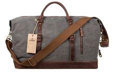 Oversized Canvas Leather Trim Travel Tote Duffel shoulder handbag Weekend Bag                                                                                                                                                                                 More - mesh bag, ladies small bags, bags online sale *sponsored https://www.pinterest.com/bags_bag/ https://www.pinterest.com/explore/bag/ https://www.pinterest.com/bags_bag/drawstring-bag/ https://www.jcrew.com/mens_category/bags.jsp